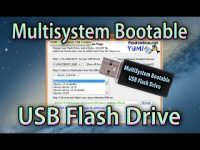 Create USB Bootable Flash Drive Pendrivelinux