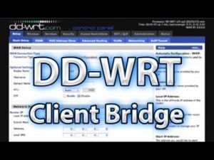 dd-wrt tutorials