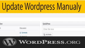 How to Update Wordpress Manually Tutorial