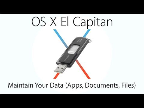 Create OS X El Capitan Bootable USB Flash Drive - learn-share net