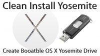 Clean Install Mac OS X Yosemite