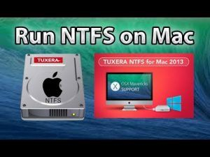 Tuxera NTFS – How to Use NTFS on MacOS