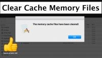 How to Clear Cache on Mac OS in 1-Click