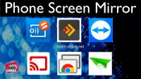 Screen Mirroring Apps Share Your Phone Screen