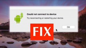 Fix Android File Transfer Not Working on Mac