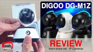 Digoo DGM1Z 1080p IP Camera Review