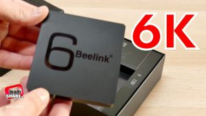Beelink GS1 6K TV BOX - Mini PC Android TV BOX