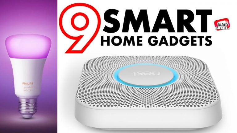 Best Smart Home Gadgets & Devices