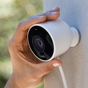 nest cam outdoor Home Security Cameras