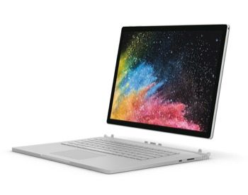 Microsoft Surface Book 2 10 best Laptops 2019