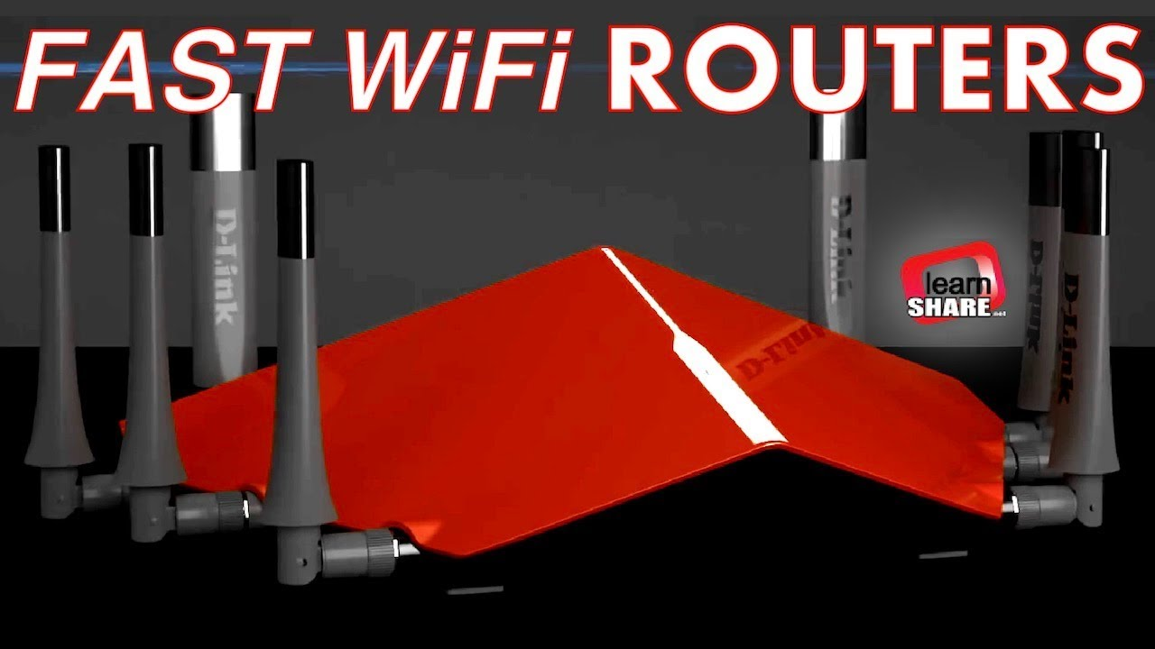 best wireless routers 2018 fast wifi learn. Black Bedroom Furniture Sets. Home Design Ideas