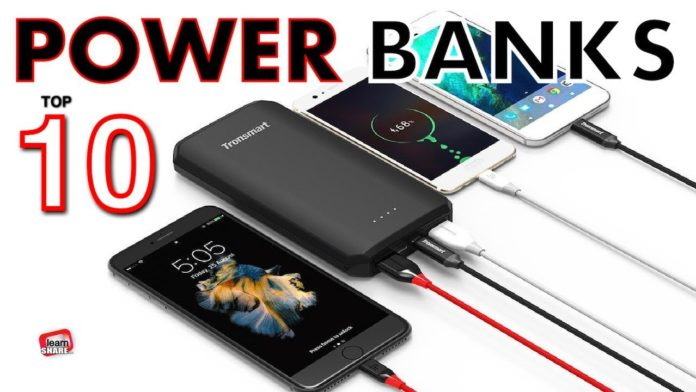 Best Portable Chargers 2019 for Smartphones Tablets Laptops