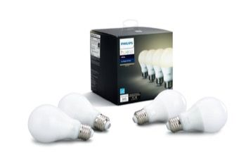 Philips Hue White Best Smart Light Bulbs