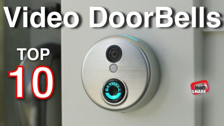 Best Video DoorBells 2020 – Smart Video Doorbells