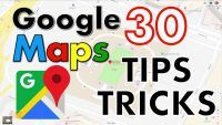 30 Google Maps Tips and Tricks