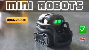 Best mini Robot Toys to Learn Code & Play Games