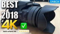Panasonic LUMIX FZ300 Unbox
