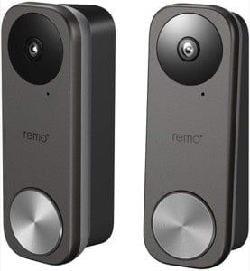 Remobell S Wi-Fi Video Doorbell Camera Best Video Doorbells 2019