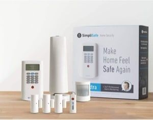 SimpliSafe Extra Home Security System
