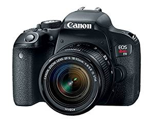 Canon EOS Rebel T7i Top 10 Best Cameras 2019