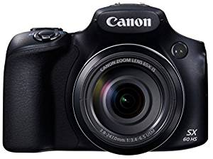 Canon PowerShot SX60 HS Top 10 Best Cameras 2019