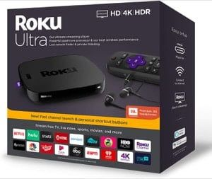 Best Media Streaming Devices 2019 roku ultra