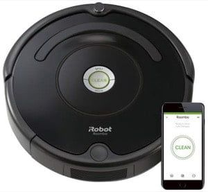 Best Robot Vacuum Cleaners iRobot Roomba 675