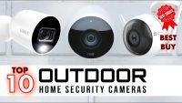 Best Outdoor Home Security Cameras 2020 (TOP 10)