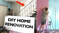 My House Renovation - How to DIY Home Improvement