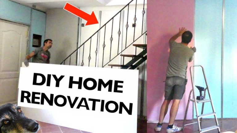 My House Renovation – How to DIY Home Improvement