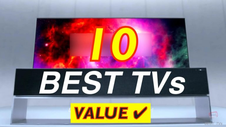 Best Value TVs you can buy on Amazon