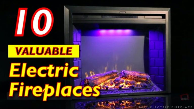 Best Value Electric Fireplace Stoves