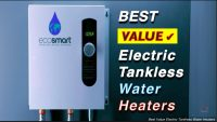 Best Electric Tankless Water Heaters