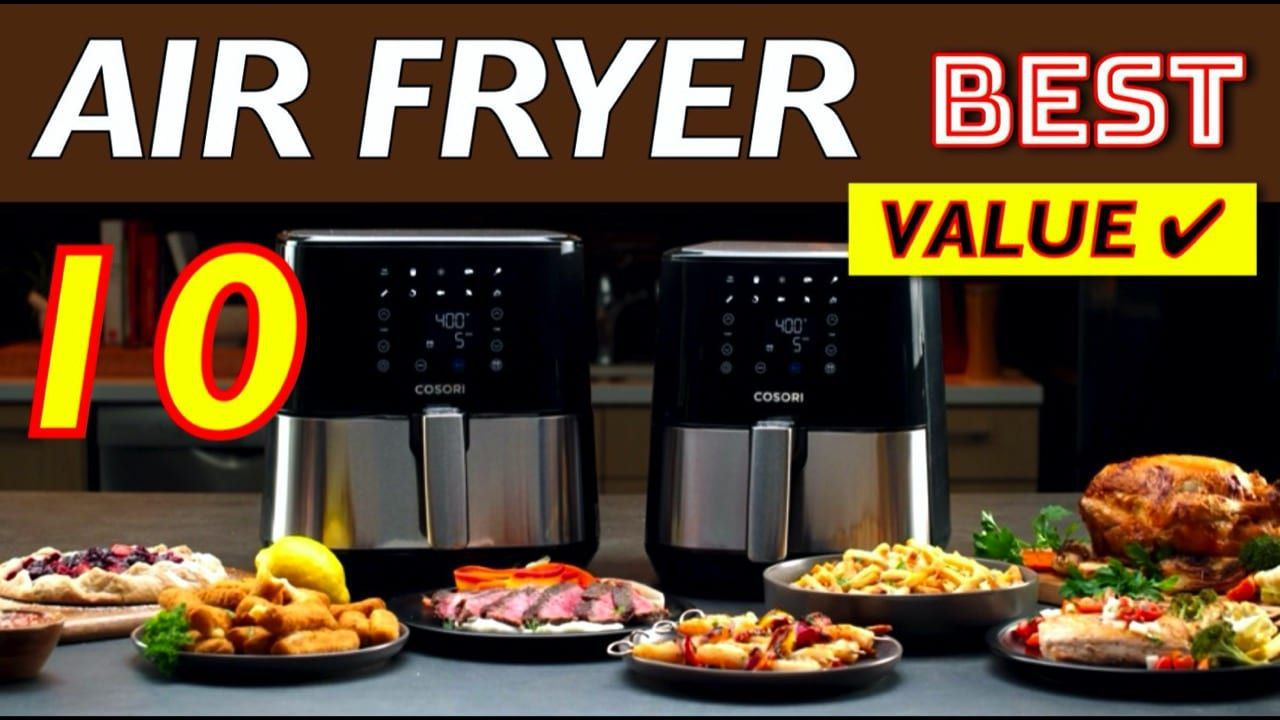 10 Best Value Air Fryer on Amazon