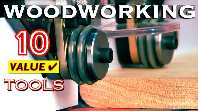 10 Best Value WoodWorking Tools & Accessories