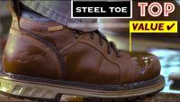 10 Comfortable Steel Toe Work Boots