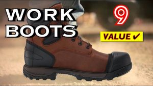 Best Working Comfort Boots on Amazon