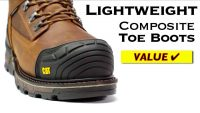 10 Best Lightweight Composite Toe Boots