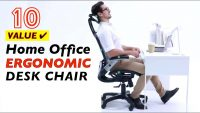 10 Best Value Ergonomic Office Computer Desk Chairs