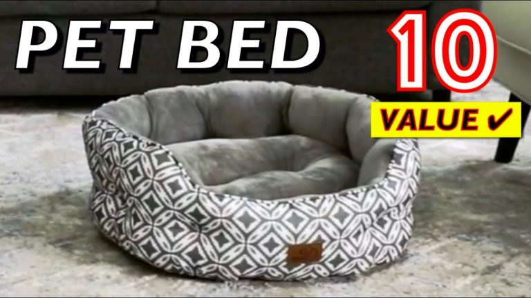 10 Best Value Pet Dog and Cat Beds