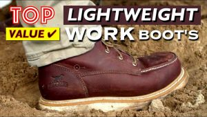10 Best Lightweight Work Boots – Top Value