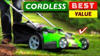 Best Value Cordless Lawn Mowers you can buy