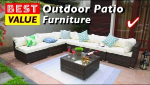Best Value Outdoor Patio Furniture Sets