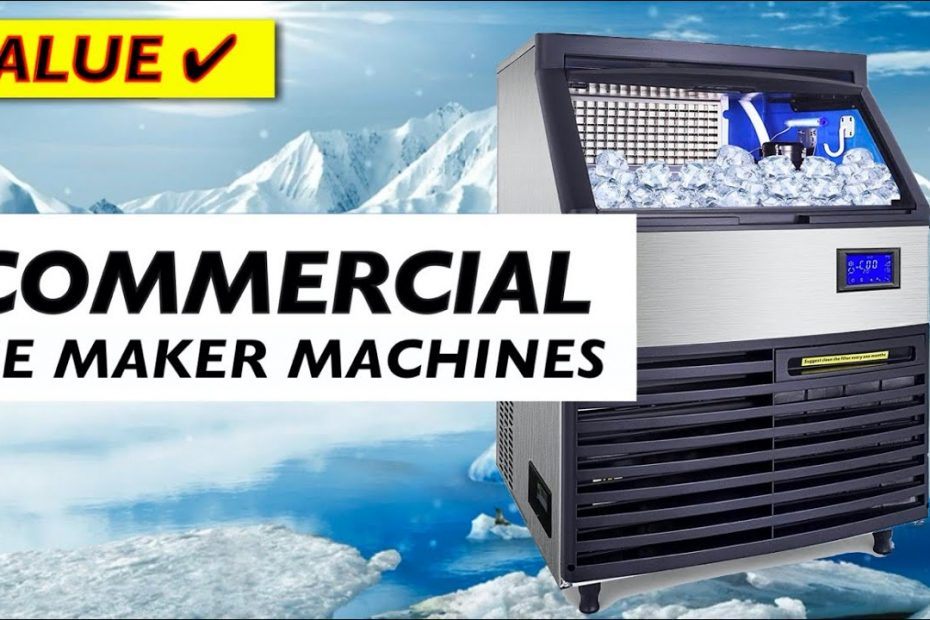 10-Best-Commercial-Ice-Maker-Machines-on-Amazon
