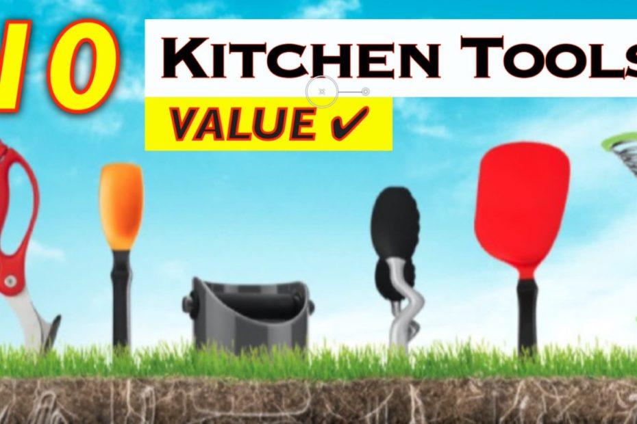 10 Cool Kitchen Tools and Gadgets