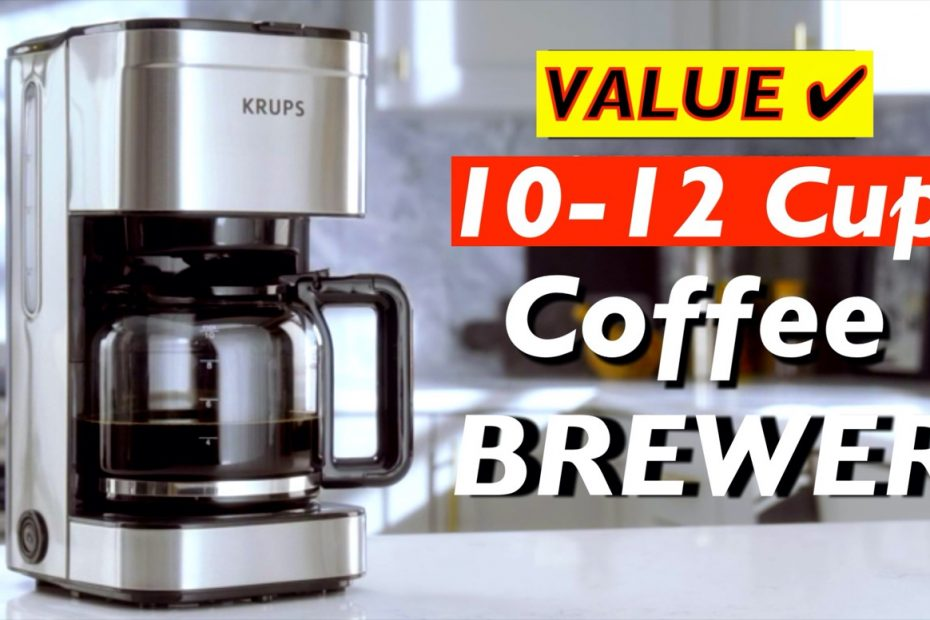 Best 10-12 Cup Coffee Brewers.mp4