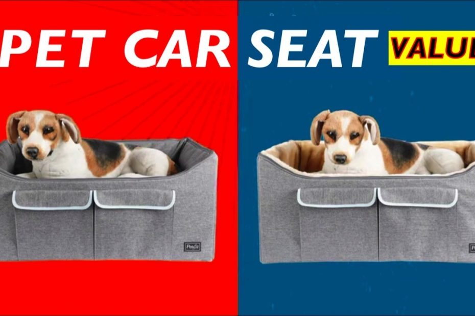 Best Value Pet Car Seats for Dogs and Cats