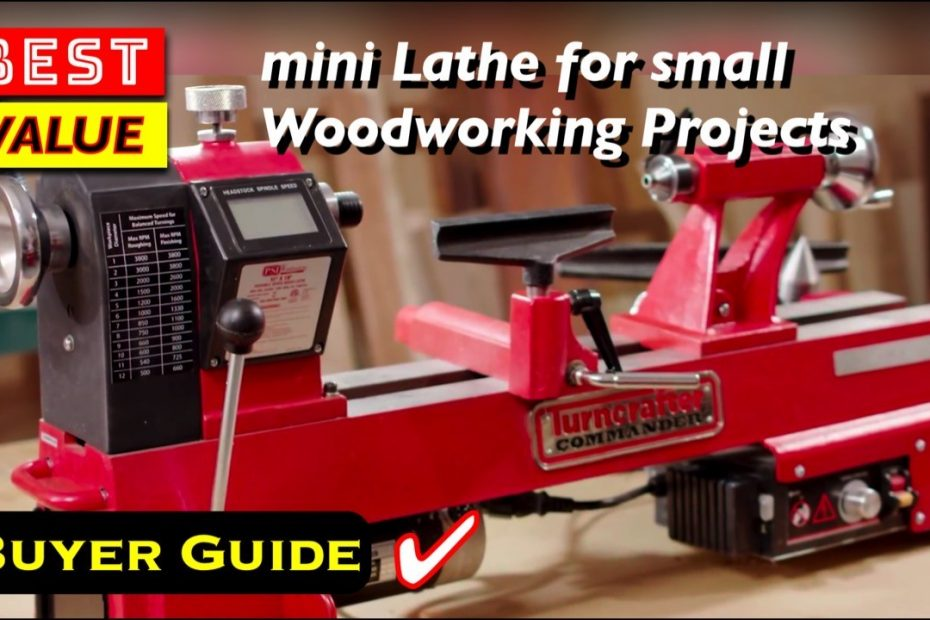 Best Value Woodworking mini Lathe Buyers Guide