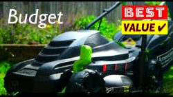 Best Budget Electric Cordless Lawn Mowers