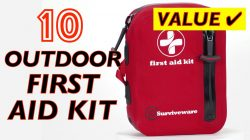 10 Best First Aid Kits for Outdoor, Camping Survival